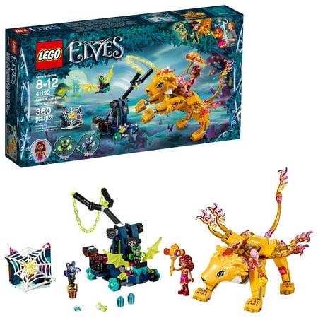 LEGO Elves Azari & the Fire Lion Capture 41192 (360 - Cheap Elves