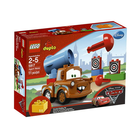 LEGO Cars Agent Mater 5817 (Agent Car)