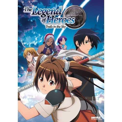 The Legend Of Heroes: Complete Collection (Anamorphic Widescreen)