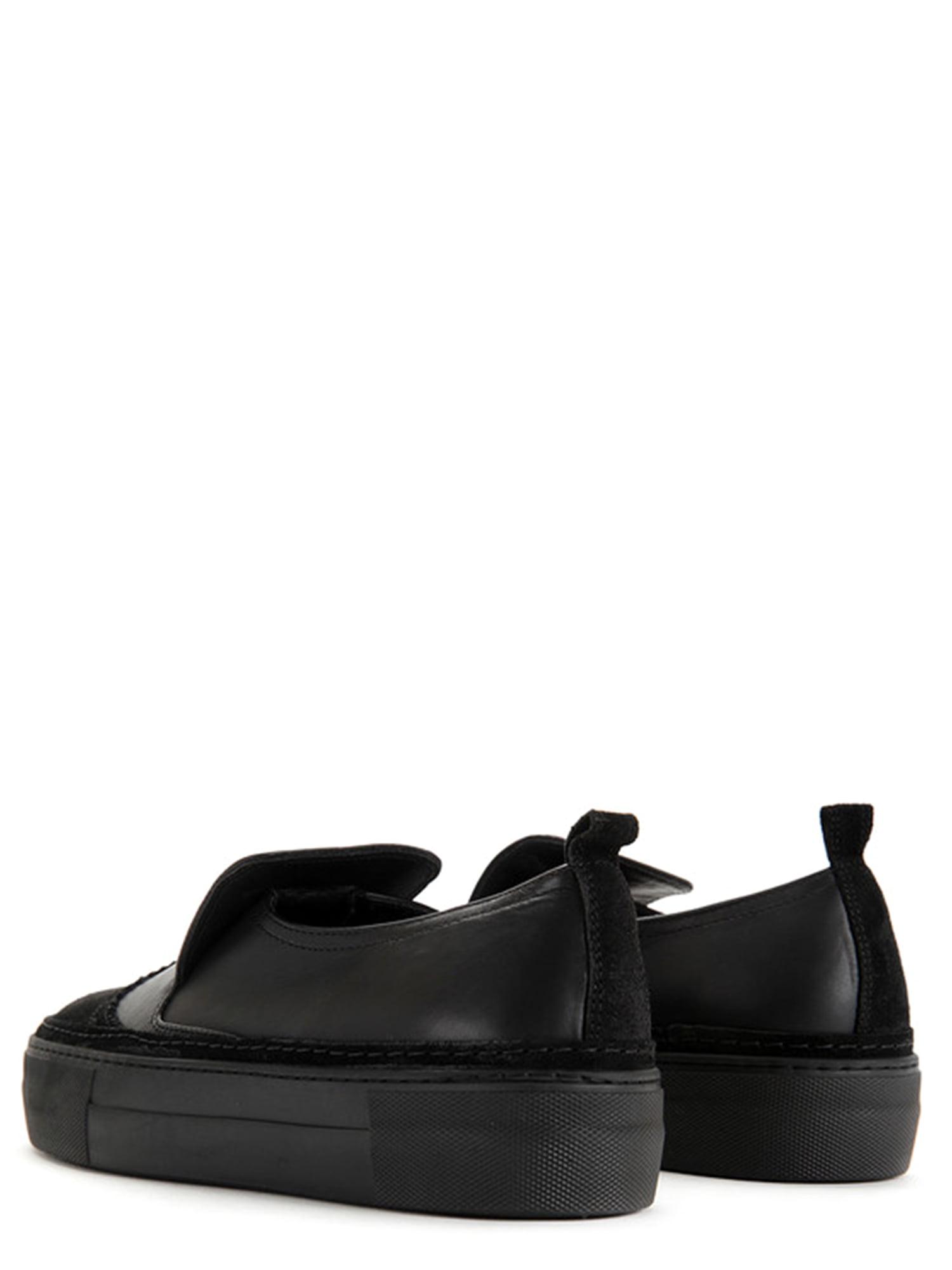 Ann Sneakers Demeulemeester Women's Platform Slip-On Sneakers Ann 152-4434-362 d936c3