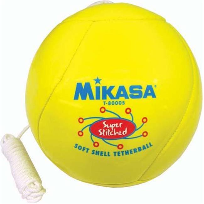 Soft Shell Yellow Tetherball