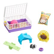 """My Life As Small Pet Play Set for 18"""" Doll Pets, 10 Pieces"""