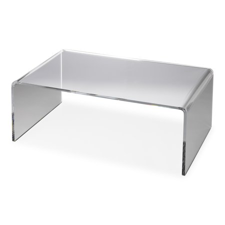 Butler Crystal Clear Acrylic Coffee Table for $<!---->