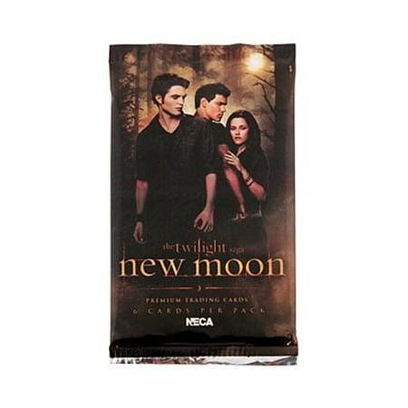 The Twilight Saga New Moon Premium Trading Cards  6 Cards Per Pack