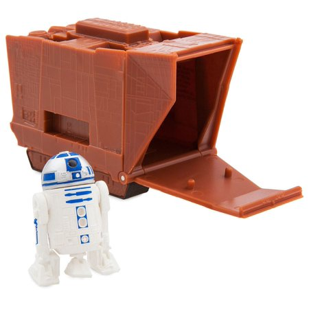 All Star Sports Collectibles - Star Wars R Series Build-a-Droid Micro Collectible Mystery Pack