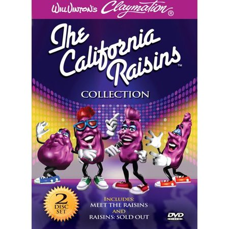 The California Raisins Collection (Full Frame)