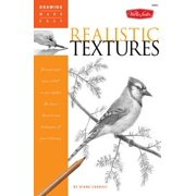 "Drawing Made Easy: Realistic Textures: Discover your ""inner artist"" as you explore the basic theories and techniques of pencil drawing - eBook"