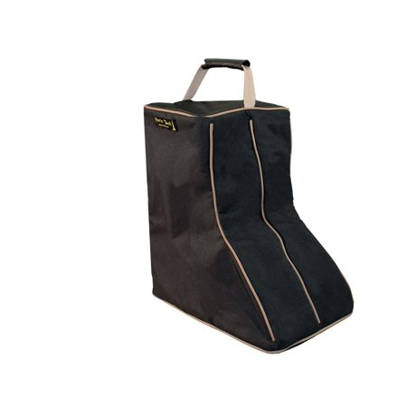 Padded Carry Bag (Back Open Western Boot Carry Bag 3 Layer Padded)