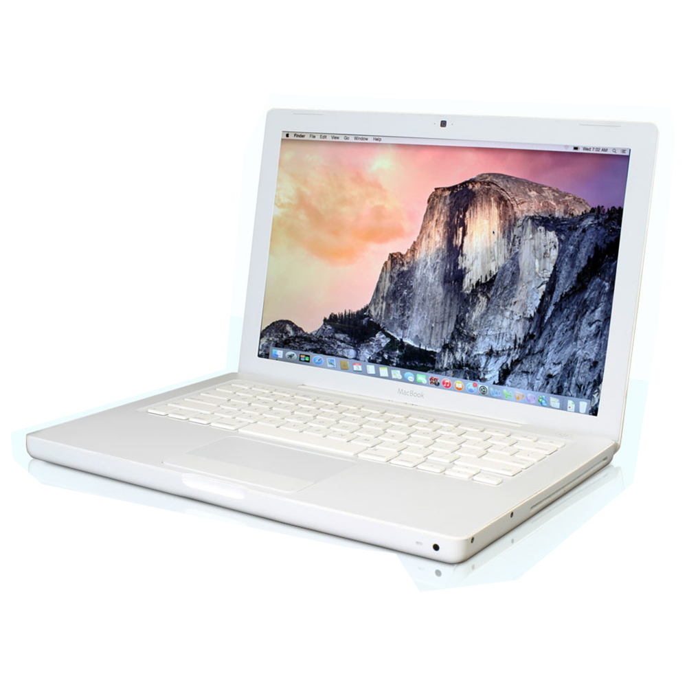 "Refurbished Apple MacBook 13.3"" MB881LL/A Core 2 Duo P7350 2.0GHz 2GB 120GB WiFi BT Laptop"