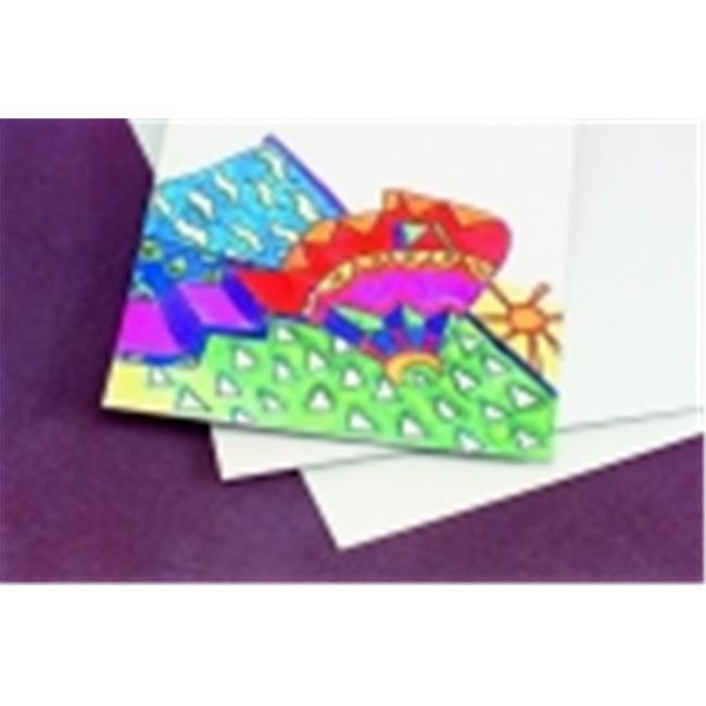 Crescent 20 x 30 in. No.200 Board Illustration, Pack - 10