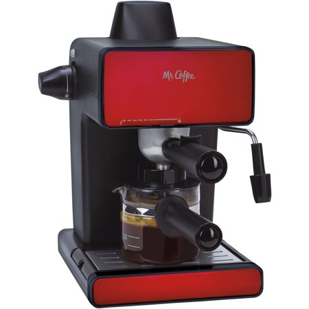 Mr Coffee Maker In Red : Mr. Coffee Espresso Maker, BVMC-ECM260R, Red - Walmart.com
