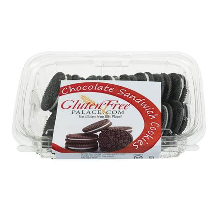 (Pack of 12) Gluten Free Palace Oreos, Chocolate Sandwich Cookies, 6 Oz, Gluten Free, Dairy Free, Nut Free & (Gluten Free Kosher Yogurt)