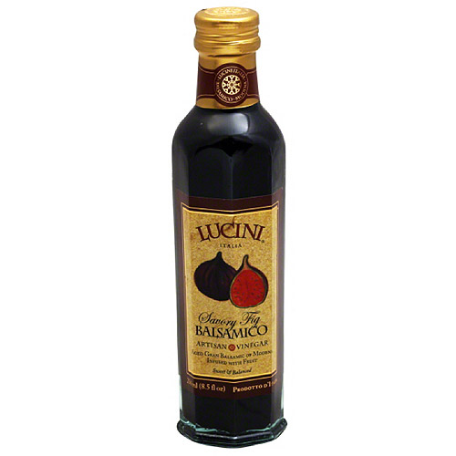 Lucini Savory Fig Balsamico Artisan Vinegar, 8.5 fl oz, (Pack of 6) by Generic