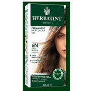 Herbatint Permanent Herbal Hair Colour Gel 6N Dark Blonde