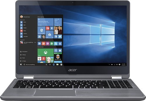 "Acer Aspire R 15 R5-571TG-78G8 15.6"" FHD Touch 7th Gen i7-7500U 940MX 12GB 1TB by Acer"