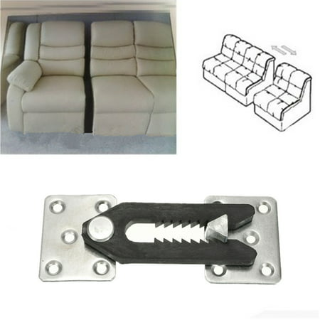 1pcs Sofa Couch Connector Snap Joint U Type Iron Sectional Bracket Fastener All Cabinet And Furniture Hardware Walmart Canada