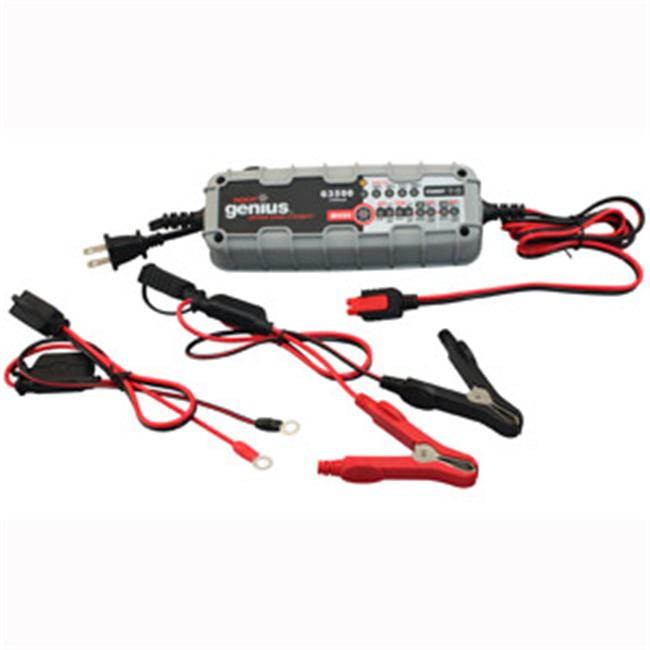 All Power Supply G3500 3500 mA Battery Charger 6V or 12V