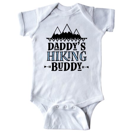 Daddys Hiking Buddy Childs Hiker Infant Creeper