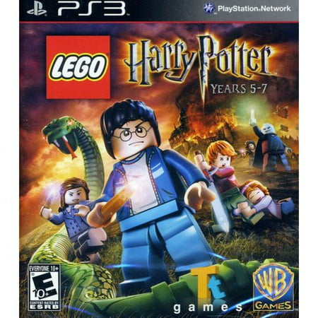 Lego Harry Potter: Years 5-7 (PS3) ()