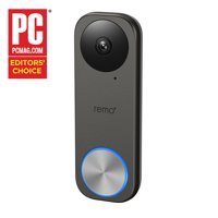 Remo+ RemoBell S Smart Wi-Fi Video Doorbell Camera