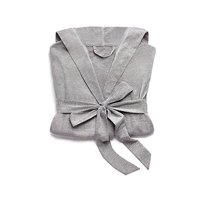 Weddingstar Gray Saturday Hooded Lounge Robe