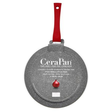 Cera Pan Ceramic Coated Nonstick Frying Pan