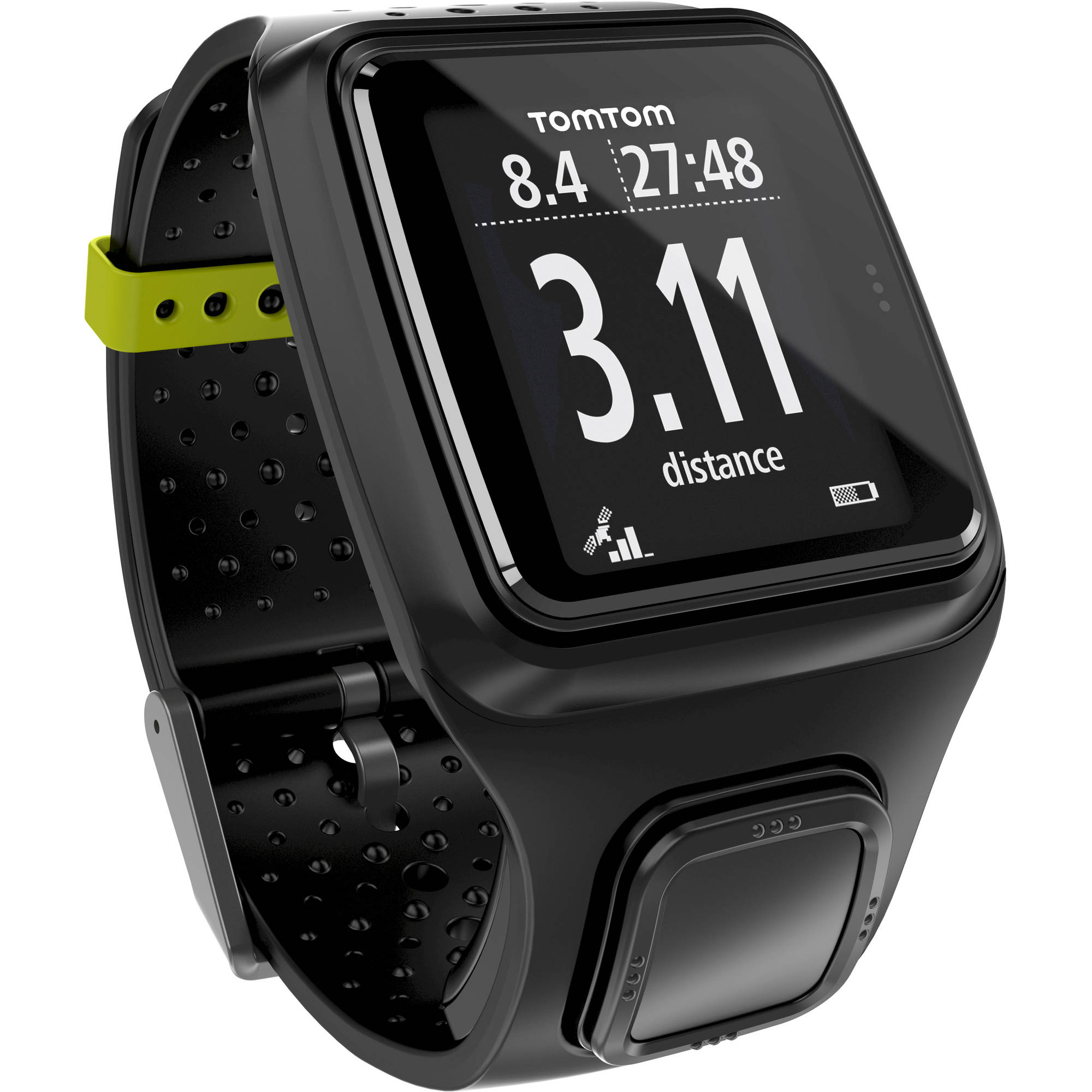 TomTom Runner Limited Edition GPS Watch, Black