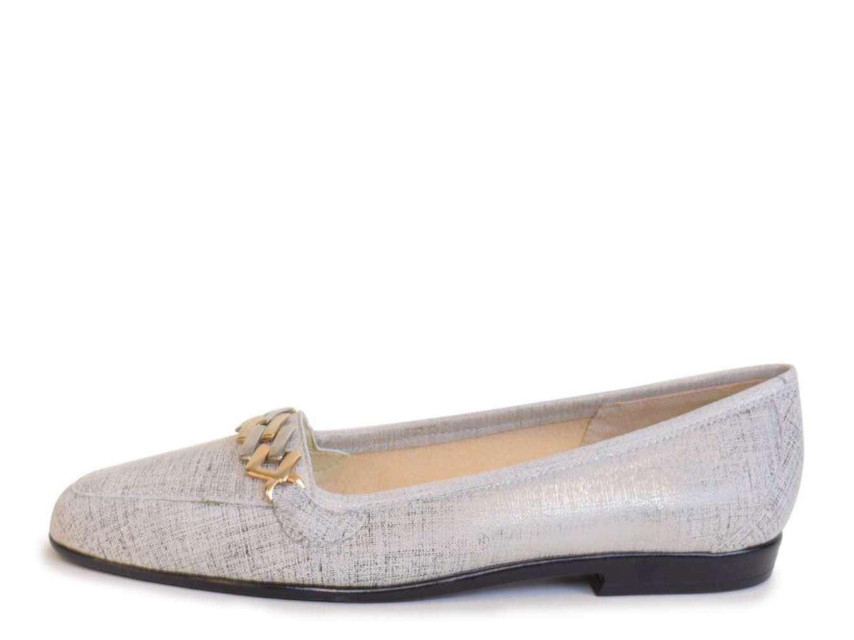 Amalfi By Rangoni Womens Oste Almond Toe Loafers by Amalfi by Rangoni