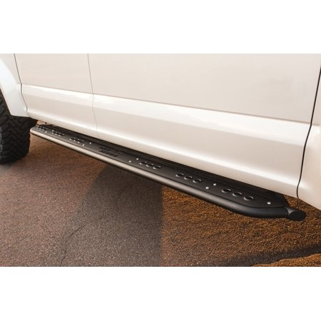 Addictive Desert Designs 17-18 Ford F-150 Raptor SuperCab Rock Slider Side (Rock Slider Step)
