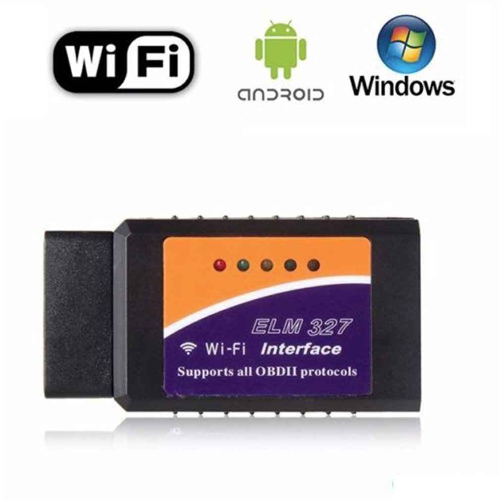 MINI Scanner Code Reader Adapter for Android Bluetooth 2.0 OBD2 OBDII Car Diagnostic vehicle Tool Black