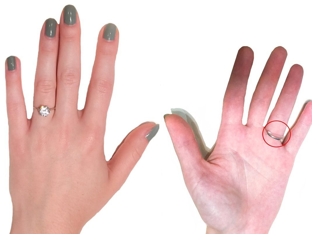 RINGO: 6-Pack of the First Invisible Ring Sizer with Transparent ...
