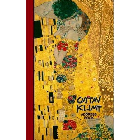 Address Book: Gustav Klimt Gifts / Presents ( Small Telephone and Address Book )
