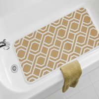 Mainstays 17 in. x 36 in. Cushioned Bathtub Mat Collection
