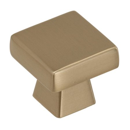 Amerock BP55271 Blackrock 1-3/16u0022 Square Cabinet Knob