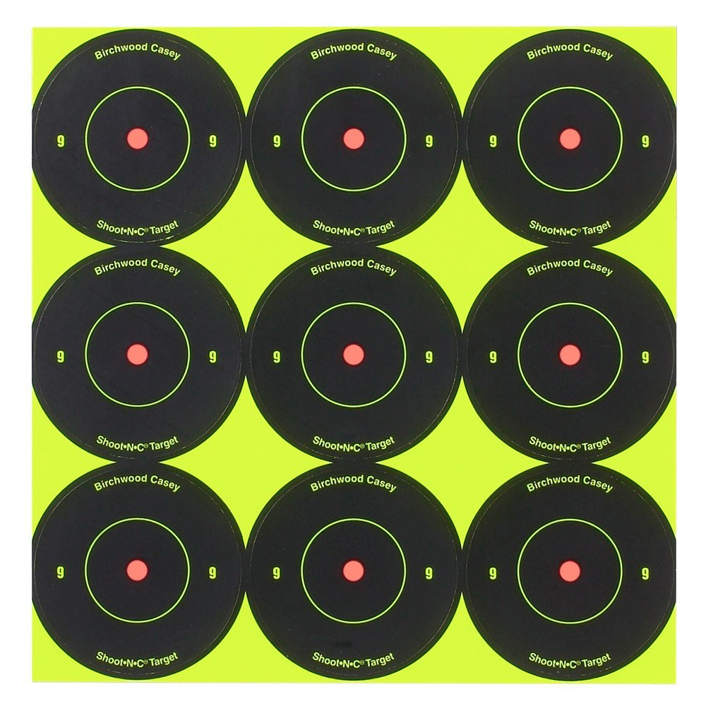 Birchwood Casey Target Spots NEW 160-1.5-Inch Targets 10 Sheet Pack 33904