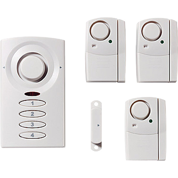 Jasco 51107 Wireless Alarm System Kit