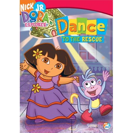 Dora The Explorer: Dance to the Rescue (DVD)