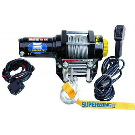 Superwinch 1140220 LT4000 ATV Winch, -