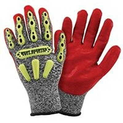 WEST CHESTER 713SNTPRG/XXL R2 FLX KNUCKLE PROTECTION GLOVES