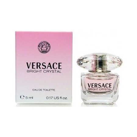 Versace Bright Crystal - Bright Crystal by Versace .13 oz EDT mini for women