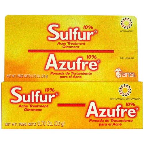 GRANDPAS THYLOX ACNE TREATMENT SOAP SULFUR | How to Remove Acne
