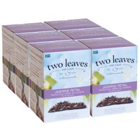 Two Leaves and a Bud, Inc., Jasmine Petal Green Tea, 15 Count