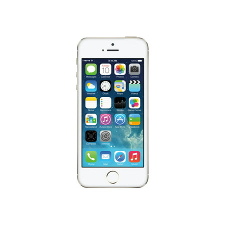 Refurbished Apple iPhone 5s 16GB, Gold - GSM