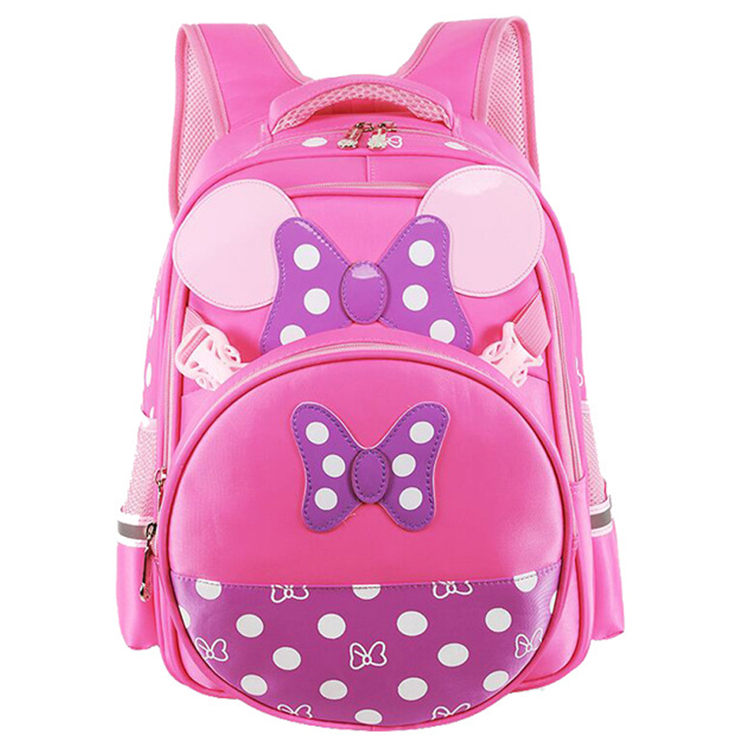 School Backpack, Coofit Bookbag Reflective Straps School Daypack Casual Backpack for Primary School Students Kids Girls... by Coofit