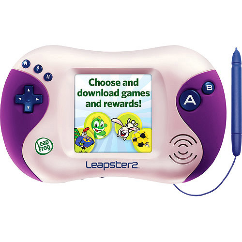 LeapFrog Leapster2 Learning Game System, Pink