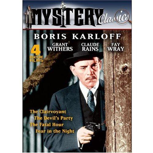 Mystery Classics 11 by ECHO BRIDGE ENTERTAINMENT