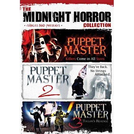 Midnight Horror Collection: Puppet Master (DVD)](Puppet Master Blade)