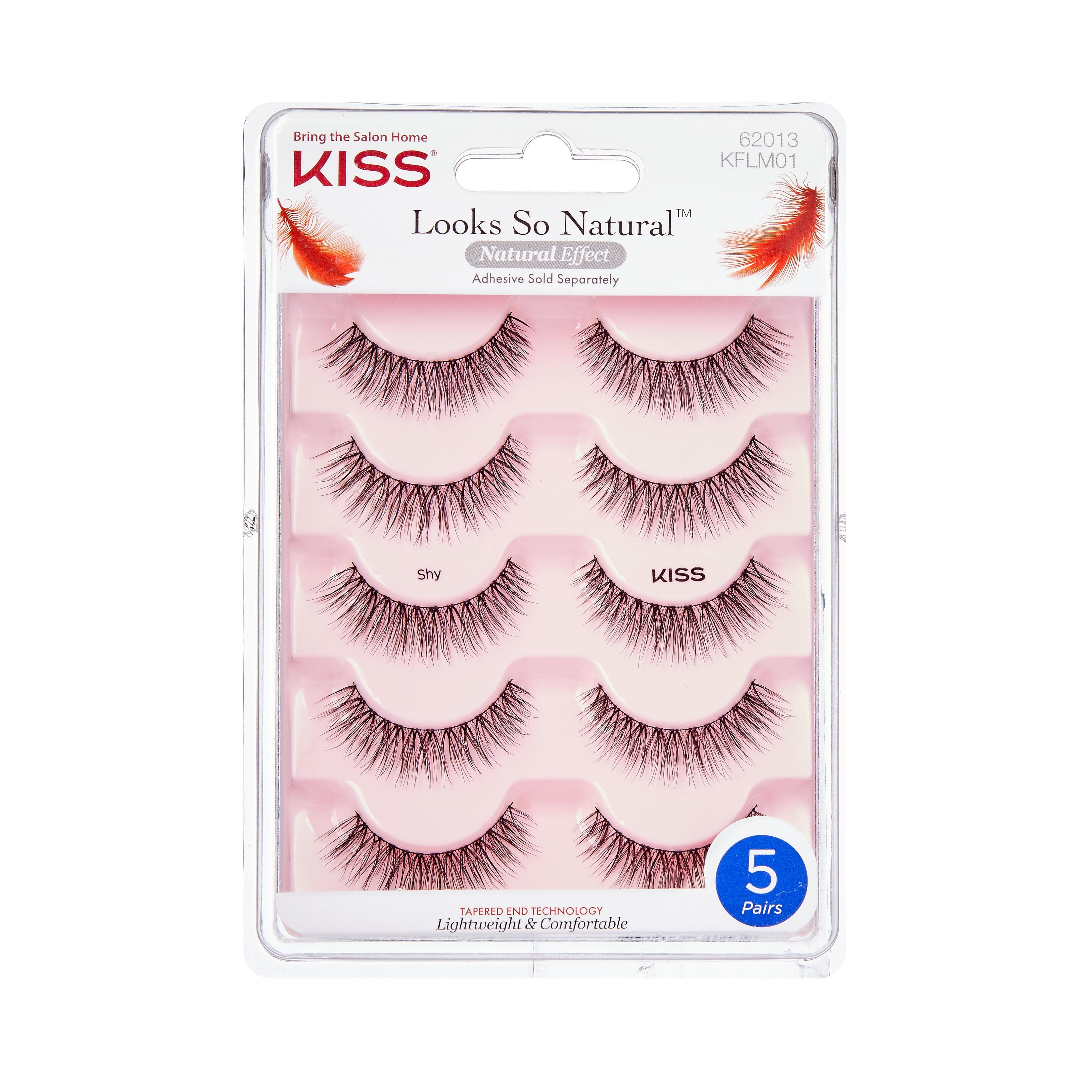 KISS Looks So Natural Multipack 01