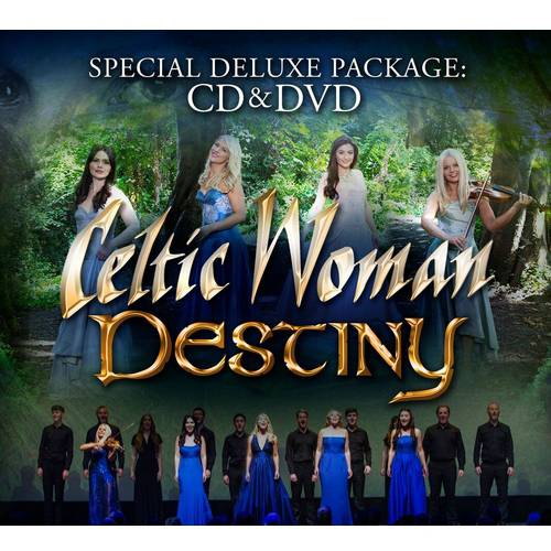 Destiny (Deluxe Edition) (CD/DVD)