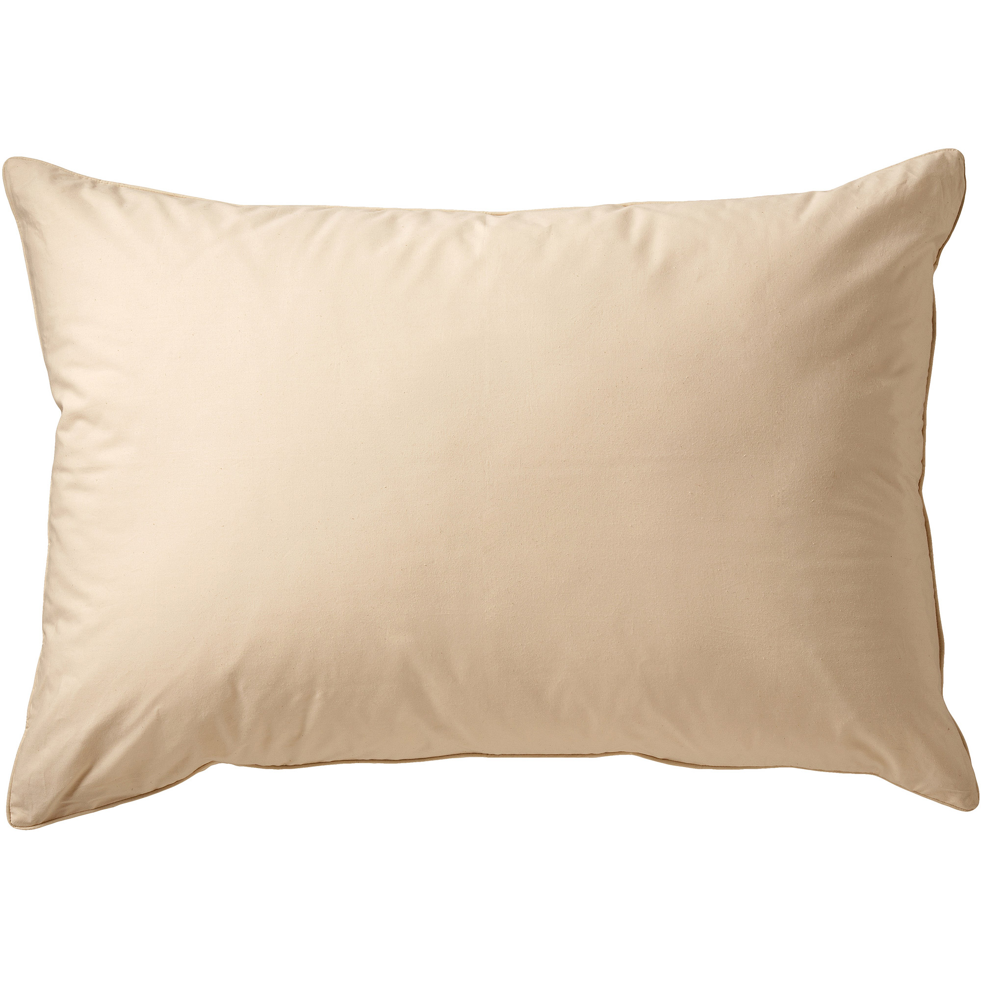 AllerEase Organic Cotton Cover Allergy Protection Pillow, Standard/Queen (20 x 28)